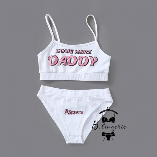 Đồ Lót Daddy Gợi Cảm