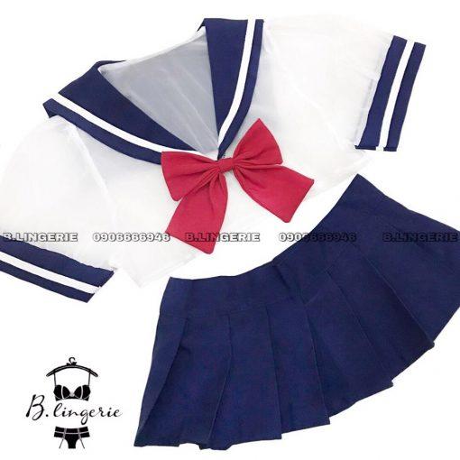 cosplay sailor moon trắng