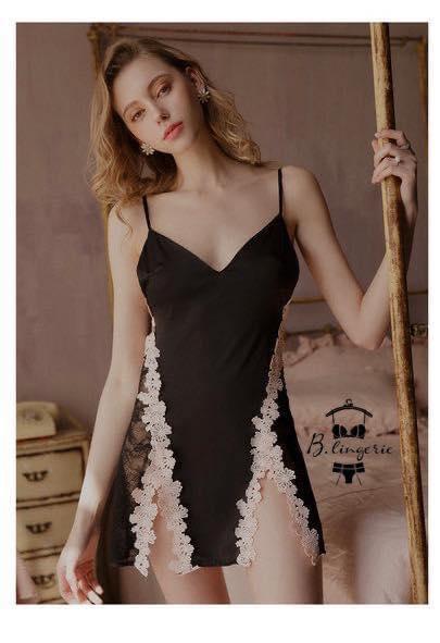 Váy Ngủ Ren Hoa
