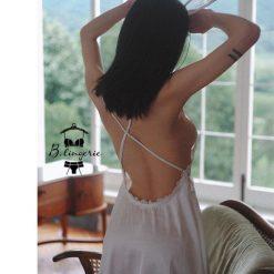 Váy Ngủ Ren Gợi Cảm - D756