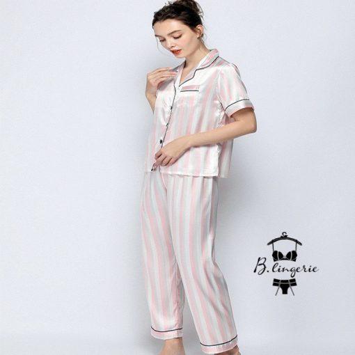 Đồ Ngủ Pijama Ngắn