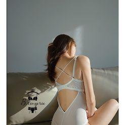 Bodysuit Dây Buộc Gợi Cảm