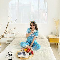 Đồ Bộ Pijama Dài Xinh Xắn - BO931
