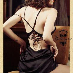 Váy Ngủ Mát Mẻ Thoảng Mái - D502