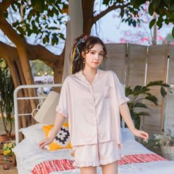 Pijama Nữ Ngắn - BO892
