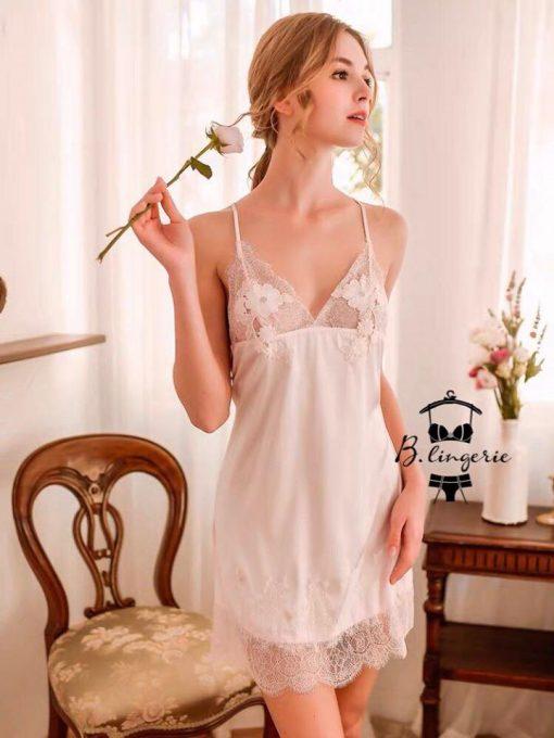 Váy Ngủ Bó Sát Gợi Cảm