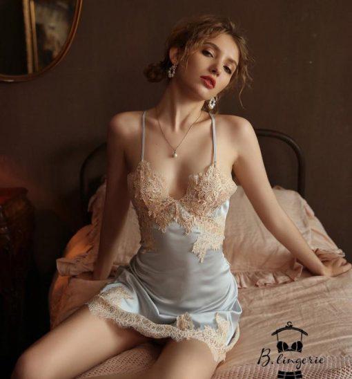 Đầm Ngủ Lụa Cao Cấp