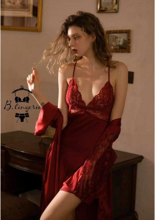 Đầm Ngủ Phi Lụa Cao Cấp