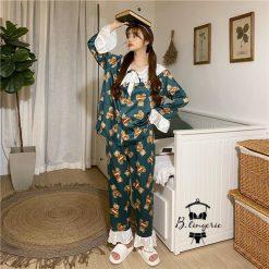 Đồ Bộ Pijama Cao Cấp