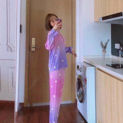 Đồ Pijama Nữ Tay Dài