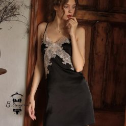 Đầm Mặc Ngủ Quyến Rũ