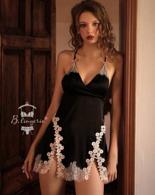 Đầm Ngủ Mát Mẻ Gợi Cảm