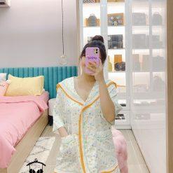 Đồ Ngủ Pijama Mặc Nhà Xinh Xắn Blingerie