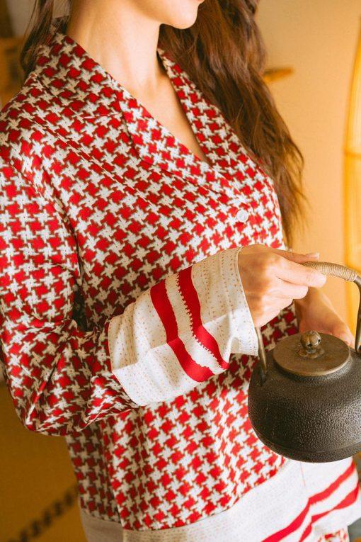 Đồ Bộ Pijama Cao Cấp Blingerie