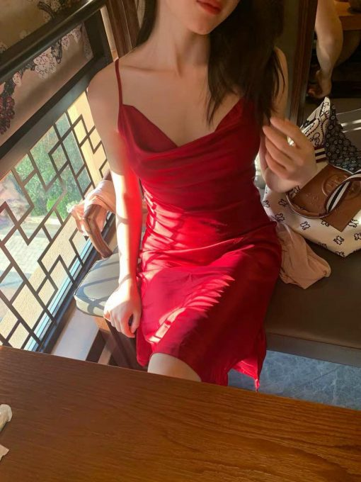 Đầm Ngủ Dáng Dài Gợi Cảm Blingerie