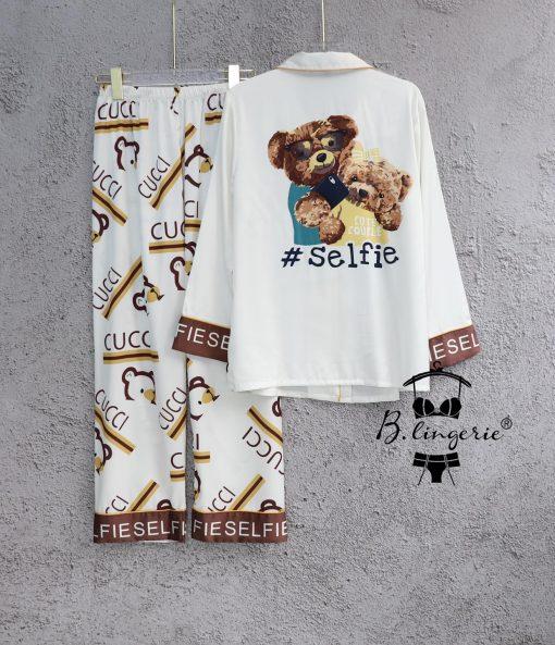 Đồ Bộ Pijama C.U.C.C.I BLINGERIE