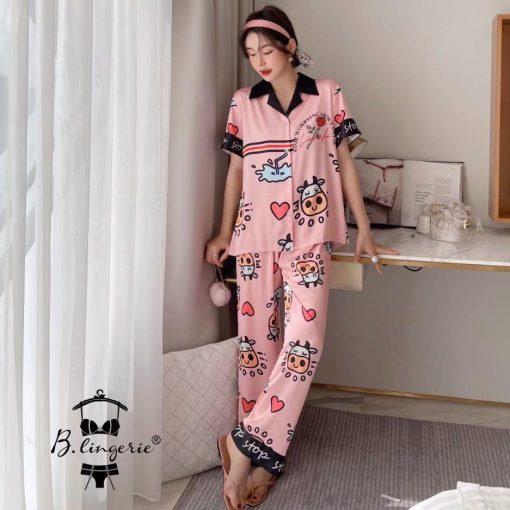 Đồ Bộ Pijama Mùa Đông