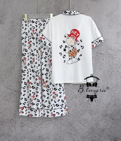 Đồ Pyjama Nữ Dễ Thương Blingerie