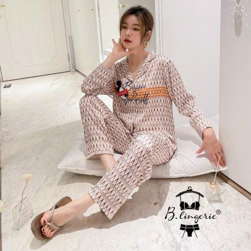 Quần Áo Ngủ Pijama Nữ Blingerie