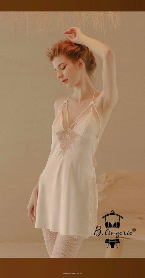Váy Ngủ Lanh Gợi Cảm Blingerie
