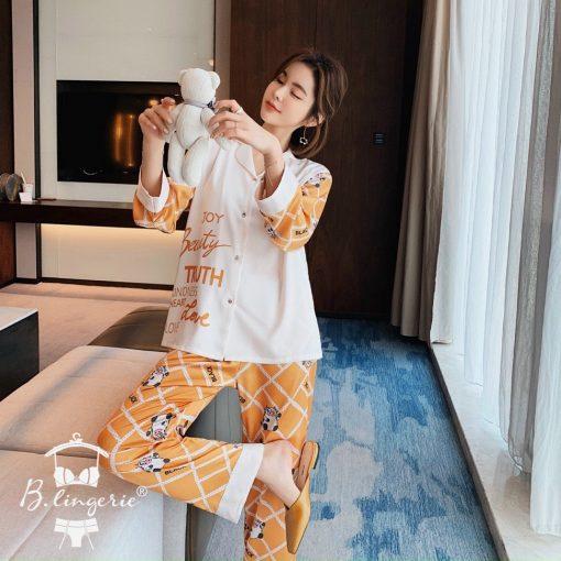 Đồ Bộ Pyjama Dễ Thương Blingerie