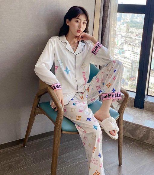 Đồ Bộ Quần Áo Pyjama Nữ Blingerie