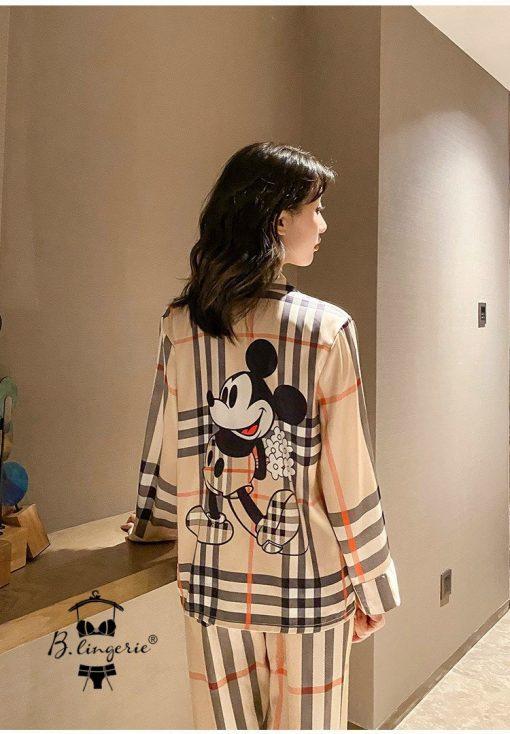 Đồ Ngủ Pyjama B.U.R.B.E.R.R.Y Blingerie