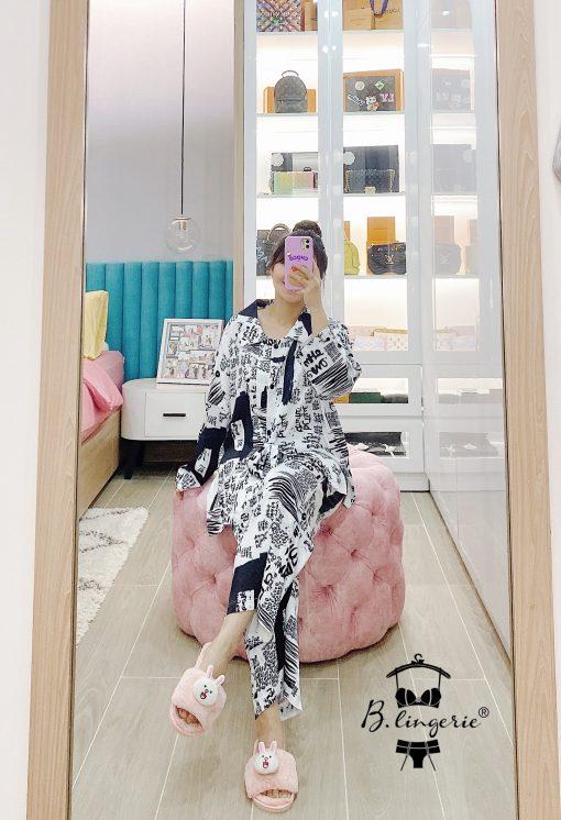 Đồ Ngủ Pyjama Cute Blingerie
