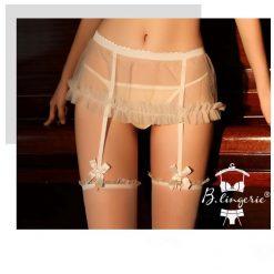 Váy Kẹp Tất Gợi Cảm BlingerieKẹp Tất Ren Gợi Cảm - T7609