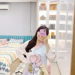 Đồ Bộ Pyjama Nữ Dài Tay Blingerie