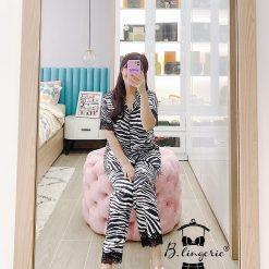 Đồ Ngủ Pyjama Dài Blingerie