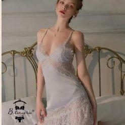 Váy Ngủ Sát Nách Gợi Cảm Blingerie