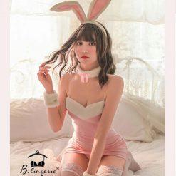 Váy Ngủ Cosplay Nàng Thỏ Blingerie