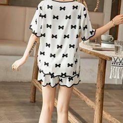 Pijama Nữ Satin Xinh Xắn
