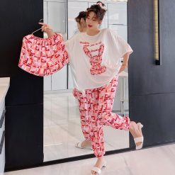 Đồ Ngủ Pijama Cao Cấp 3IN1 - Blingerie