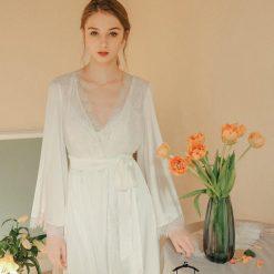 Đầm Ngủ Áo Choàng Siêu Mỏng - Blingerie