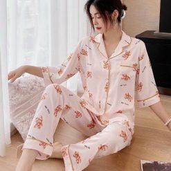 Đồ Ngủ Pyjama Bé Gấu Xinh Xắn - Blingerie