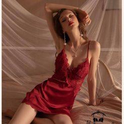 Đầm Ngủ Cao Cấp Quyến Rũ - Blingerie