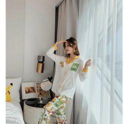 Pijamas Hoạt Hình Dễ Thương - Blingerie